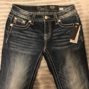 NWT Miss Me Bootcut Jeans